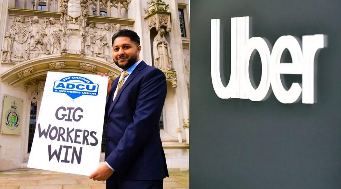 A better 'gig' for Uber Drivers
